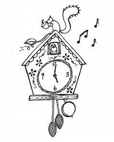 10 best swiss crafts for kindergarten images switzerland Switzerland Colors cuckoo clock