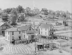 Early Morgantown, WV--EWVAIH….and I'm sure those houses are still sitting there!