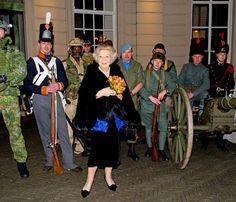 Beatriz de Holanda, en el concierto organizado por la Armada Real