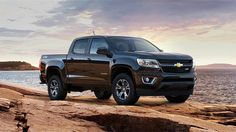 2015 Chevy Colorado This looks like it'll be a very nice truck!