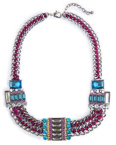 Color Riot Necklace » Incredible necklace!