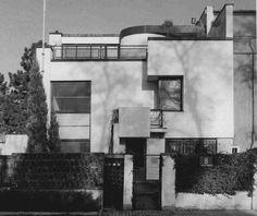 """""""Barbara i Stanisław Brukalscy, dom własny, 1927-29, ul. Niegolewskiego 8, Warszawa, fot. Marta Leśniakowska / IS PAN"""""""
