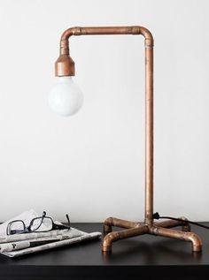 Luminaria de cano (3)