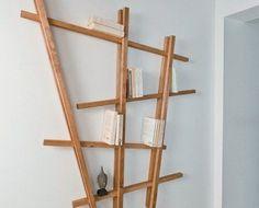 DIY : Fabriquer une étagère à partir de tasseaux | Leroy Merlin