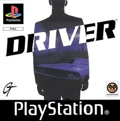 Driver PAL for Sony Playstation from GT Interactive (SLES 1999 stunt car driving game that got a rating of in GamesMaster UK magazine. Disc is in excellent condition. Playstation Games, Xbox Games, Arcade Games, Play Stations, V Games, Geek Games, Card Games, Top Gear, Childhood