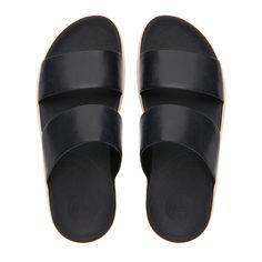 Loosh™ Leather Slide Sandals