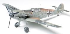 Tamiya 61050 Messerschmitt Bf109 E-3