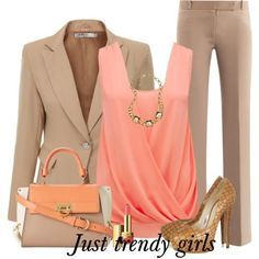 classic outfits for women   Classic outfits for working woman.  Not the shoes for work.  But I like the suit