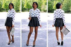 African Sweetheart: Fashion We Like- 'Monochrome Delight'