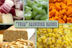 A Kind Summer Tuna Salad Sandwich #AliciaSilverstone #Recipe