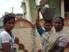 Mujeres trabajadoras. India Hand Fan, India, Working Woman, Human Rights, Women, Goa India, Indie, Indian
