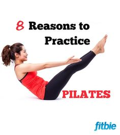 Scoring a rock-hard core is one (awesome) reason to practice Pilates, but it's certainly not the only one. | Fitbie.com