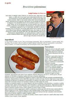 """La Ricetta di oggi 6 Aprile dall'archivio di Ricette 3.0 di spaghettitaliani.com - Brociolone palermitano ( Secondi - Manzo, vitello ) inserita da Luigi Farina - La ricetta si trova anche nel Libro """"Una Ricetta al Giorno... ...leva il medico di torno"""" prodotto dall'Associazione Spaghettitaliani, per acquistarlo: http://www.spaghettitaliani.com/Ricette2013/PrenotaLibro.php"""