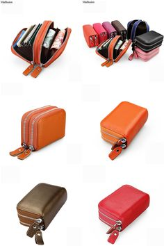 3e26e721cc8ff6 [Visit to Buy] Maillusion Women Wallet Card Holder Fashion Genuine Leather  Coin Purse Female
