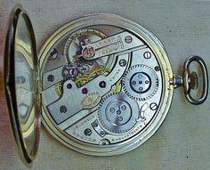 inside a watch | Vacheron & Constantin Pocket Watch