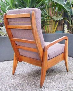 Don Rex Recliner Tv Chair Modernist Australian Chairs