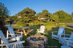 McBee Cottages in Cannon Beach, Oregon