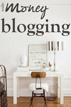 Learn how to start a blog business.