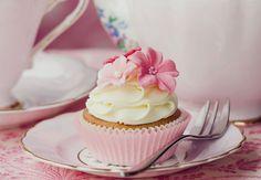 Cupcakes mit Zimt und Vanille