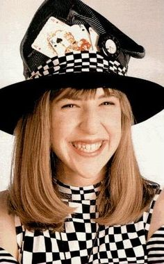 Mayim Bialik in Blossom 1991 *I seriously need to finish watching this*
