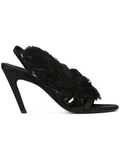 ... online for sale 16b33 7b18d Balenciaga Womens 454449W0wmbblk Black  Suede Sandals Bal... httpswww ... 4c45aac9bd
