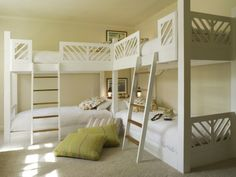 Bunk Bed For 4 Kids To Save Space