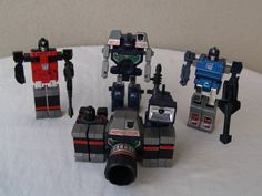 Transformers G1 Reflector