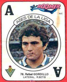 GORDILLO (R. Betis - 1980-81) Chicles Boomer