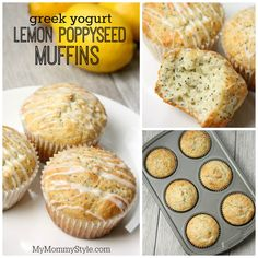 These lemon poppyseed muffins are lemony muffin perfection! They are sweet and moist with a nice punch of lemony goodness. My family pretty much inhaled these delicious muffins!  They taste awesome plain, but these muffins are taken to the next level with a delicious and lemony glaze. Everything is better with glaze, right!? One …
