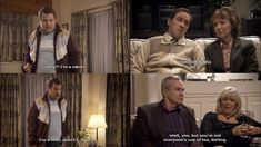 """When she was brutally honest with Smithy. 