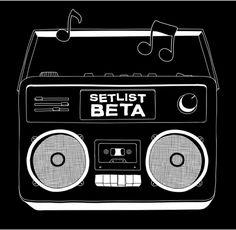 #Setliste_Beta