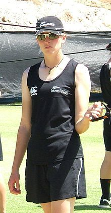 Amy Satterthwaite attended Lincoln University on a cricket scholarship, graduating in 2010 with a Bachelor of Science.