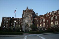 Providence College, RI    #VisitRhodeIsland