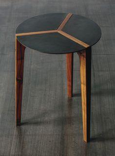 Y Side Table   Skylar Morgan Furniture + Design