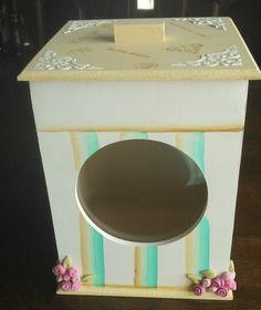 Caja para galletitas