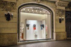 | Escaparate especial de Chema Madoz para Hermes en Barcelona | Galería ...