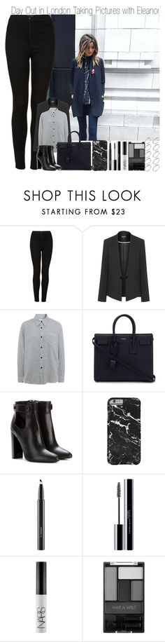 """Day Out in London Taking Pictures wit Eleanor"" by elise-22 ❤ liked on Polyvore featuring Calder, Topshop, Isabel Marant, Yves Saint Laurent, Tom Ford, MAC Cosmetics, shu uemura, NARS Cosmetics, Wet n Wild and ASOS"