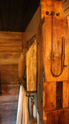 Primitive decor Barn beam and towel holder we made. Primitive Bathrooms, Primitive Decor, Towel Holder, Beams, Bathroom Ideas, Towel Racks, Rustic Bathrooms, Towel Bars, Traditional Decorating