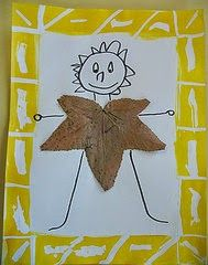 Autumn Crafts, Fall Crafts For Kids, Autumn Art, Autumn Theme, Art For Kids, Preschool Body Theme, Preschool Crafts, Art Activities For Kids, Autumn Activities