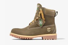 """Timberland x Stussy 6"""" Boot - A First Look • Highsnobiety"""