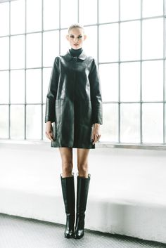 """Autumn season is here  so say """"goodbye"""" to cold feet and say """"hello"""" to perfect black boots #DesignerOutletParndorf  Copyright: Stefan Fürtbauer"""