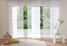 Schiebevorhang, My home, »Piave« (2er Pack) im Jelmoli-Shop online kaufen