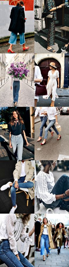 Spring 2017 Street Style Inspiration || Bliss