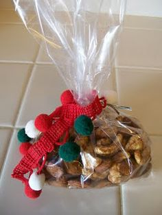 Shelly's Holiday Nuts