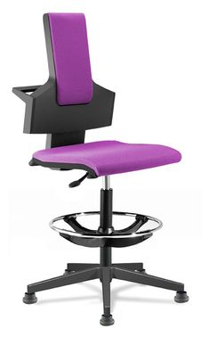 PUSKA - Operator chairs - SOKOA sièges de bureaux et collectivités