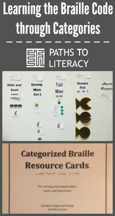 All About Braille - VisionAware