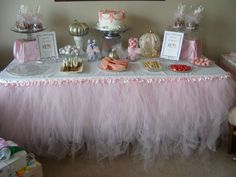 Princess Baby Shower Party Ideas | Photo 14 of 15 | Catch My Party