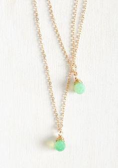 Champ of Charms Necklace | Mod Retro Vintage Necklaces | ModCloth.com