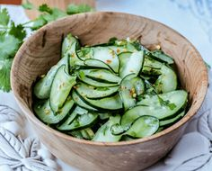 ThisLime, Cilantro Cucumber Salad recipe is light and very refreshing, you can also add somecrushed red pepper for some spice. Enjoy!