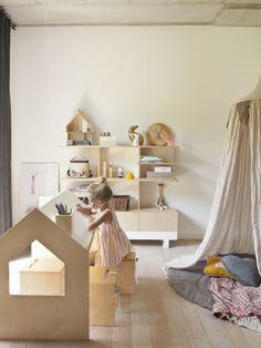Kutikai, mobilier écologique et créatif pour enfants   MilK - Le magazine de mode enfant